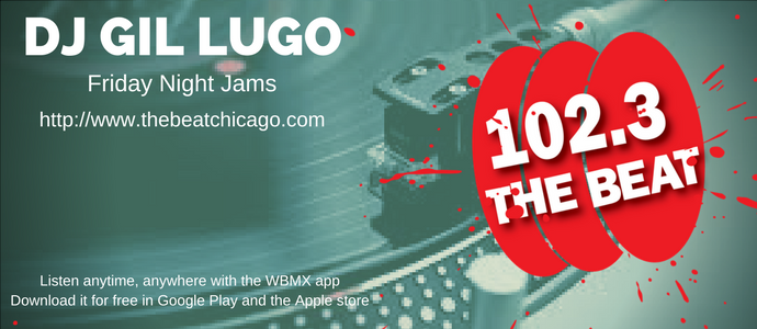 DJ Gil Lugo | Friday Night Jams | 9/18/20