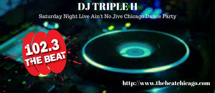 DJ Triple H | SNL Ain't No Jive Chicago Dance Party 10/17/20