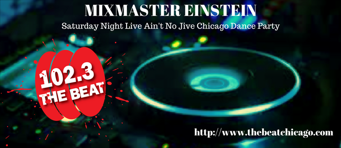 Mixmaster Einstein in the mix on the beat chicago