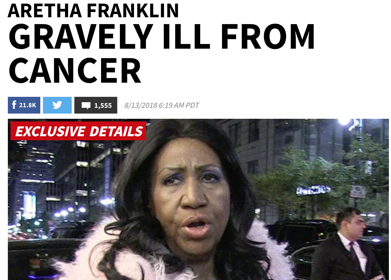 UPLOADING 1 / 1 – Aretha Franklin Deathly Ill Cancer.png ATTACHMENT DETAILS Aretha Franklin Deathly Ill Cancer