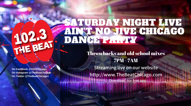 Saturday night live ain't no jive chicago dance party