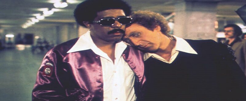 Richard Pryor and Gene Wilder