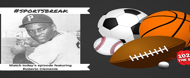 Roberto Clemente on The Beat Chicago's #sportsbreak