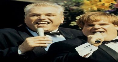 Tommy Boy movie with Brian Dennehy on The Beat Chicago's #laughbreak