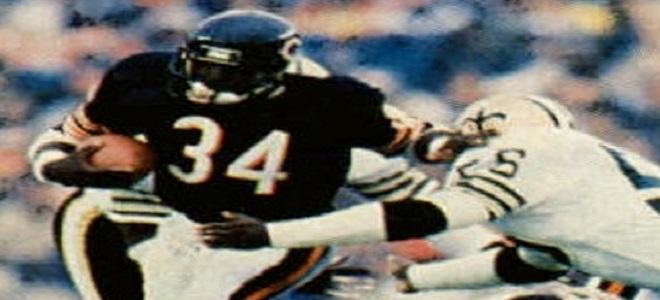 Walter Payton on The Beat Chicago's #sportsbreak