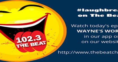 Wayne's World featured on The Beat Chicago's #laughbreak