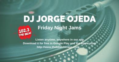 DJ Jorge Ojeda