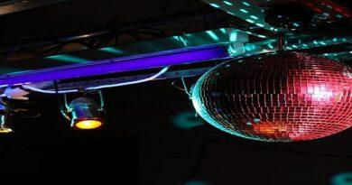 saturday night fever disco ball